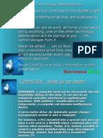 Computer Terminologies