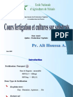 La Fertigation Ait Houssa