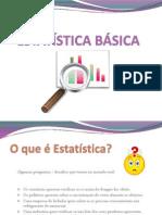 Estatística – Noções Básicas