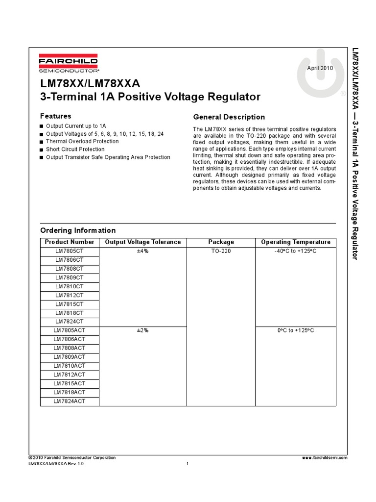 Lm Lm7805gd Electrical Engineering Electricity Alternate Positivevoltage Switching Regulator Circuit Diagram