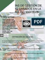Gestion de Calidad Normas ISO