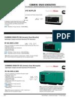 Catalogue Produits Onan