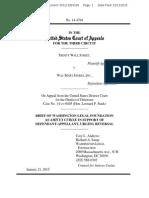 Washington Legal Foundation Brief in Wal-Mart Case