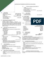 Hicom 102 Installation and Startup Instructions