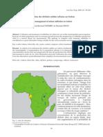 La gestion des déchets solides urbains au GabonLa Gestion Des Déchets Solides Urbains Au Gabon
