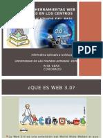 Uso de Las Herramientas Web 3.0