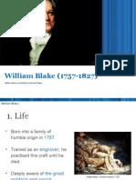 A presentation about Blake