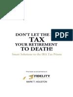 IRA Conversion & Tax Strategy