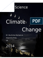 Climate Change Science Project