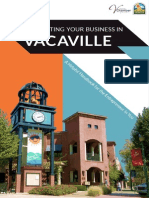 Starting Your Business In Vacaville Handbook