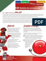 w Gestion Emergencias