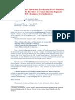 Território Nacional Dimensões Localização e Fusos Horários