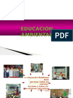 Educación ambiental  2