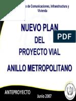 Anillo Metropolitano Guatemala.