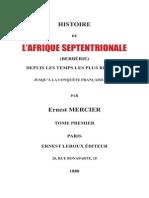 HISTOIRE DE L'AFRIQUE SEPTENTRIONALE.pdf