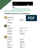 Weekly Title Promotion Week 03