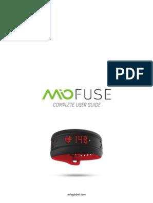 Mio FUSE Complete-User-Guide en v12   Damages   Battery