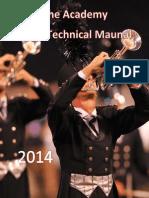 The Academy Brass Technique 2014