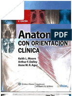 M00R3 ANAT0M1A CL1N1CA 6 Ed..pdf
