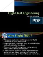 Flight Test introduction