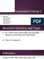 PR Research Final Presentation