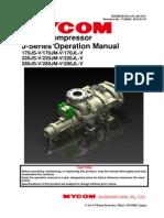 frick compressor refrigeration gas compressor