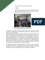 Funcionamiento y Estaciones de Bombeo Del Agua Potable en Quito