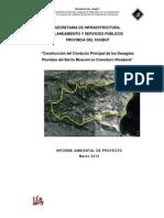 850 IAP 001 Informe Ambiental de Proyecto VF