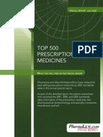 Top 500 Medicines Pharma