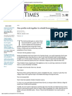 11 15 2012 Navajo Times Non-profits Work Together to Rebuild Bennett Freeze (1)