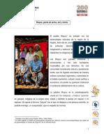 Caracterización Del Pueblo Wayuú