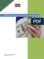 Instructivo Corresponsal Cambiario v1 2014