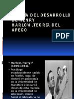 teora del desarrollo de henry harlowteoria del apego