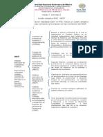 Cuadro sinóptico IFAC - IMCP