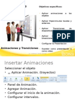 3. Animaciones y Transiciones