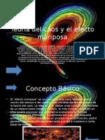 Teoria Del Caos 2 y El Efecto Mariposa de Ilya Prigogine