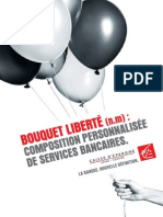 Bouquet Liberté Caisse Epargne
