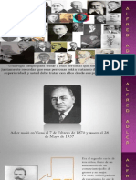 Alfred Adler Teoria Psicoanalitica