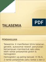 TALASEMIA - Baru