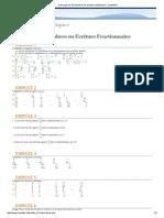 exercices sur les nombres en écriture fractionnaire - cinquième.pdf
