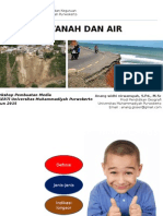 Pelatihan Media P3AI UMP Geografi Sub Pokok Bahasan Tanah Longsor