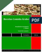 Primer Compilado Recetas Comida Arabes