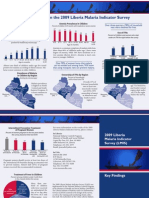 DATA.2009.Liberia.dhs.KeyFindings.liberia Malaria Indicator Survey 2009