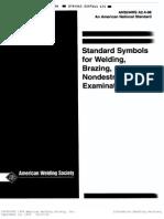 AWS Welding Symbols