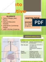 AP. Digestivo -histologia