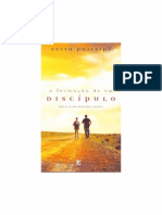 Keith Phillips - A Formação de Um Discipulo