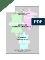 Modulo de Iniciativa Empresarial II-Admon. Empresas -Utch