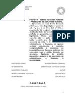 TJRS- Dinheiro Publico Em Festa Particular Condena Prefeito -Acordão