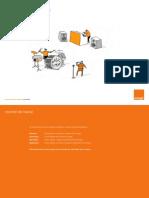 Manual Corporativo Orange