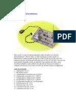 Proyecto Transmisor de FM en Miniatura